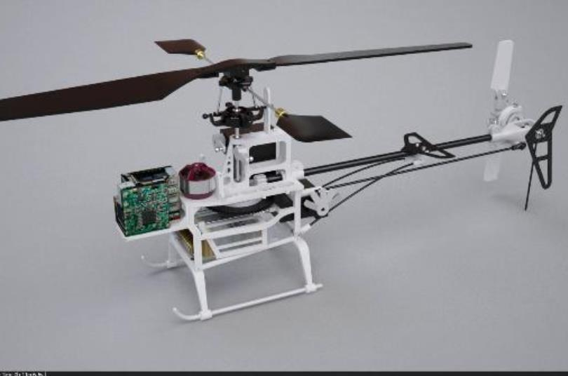Micro Helicopter