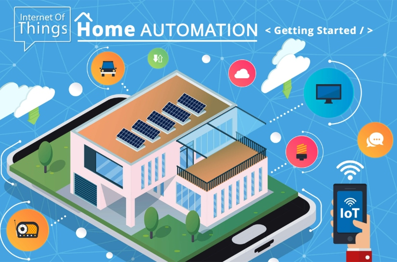 iot for home automation